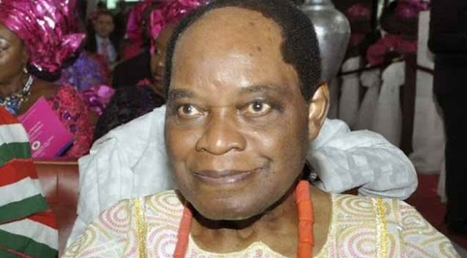 Mourning: Chief Sunny Odogwu Dies at 87