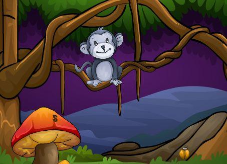 Play NsrEscapeGames Rescue Monkey
