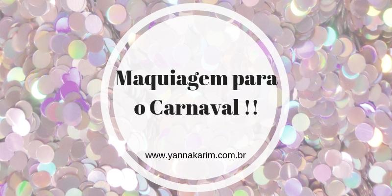 make-de-carnaval