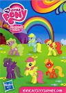 My Little Pony Wave 10 Fluttershy Blind Bag Card