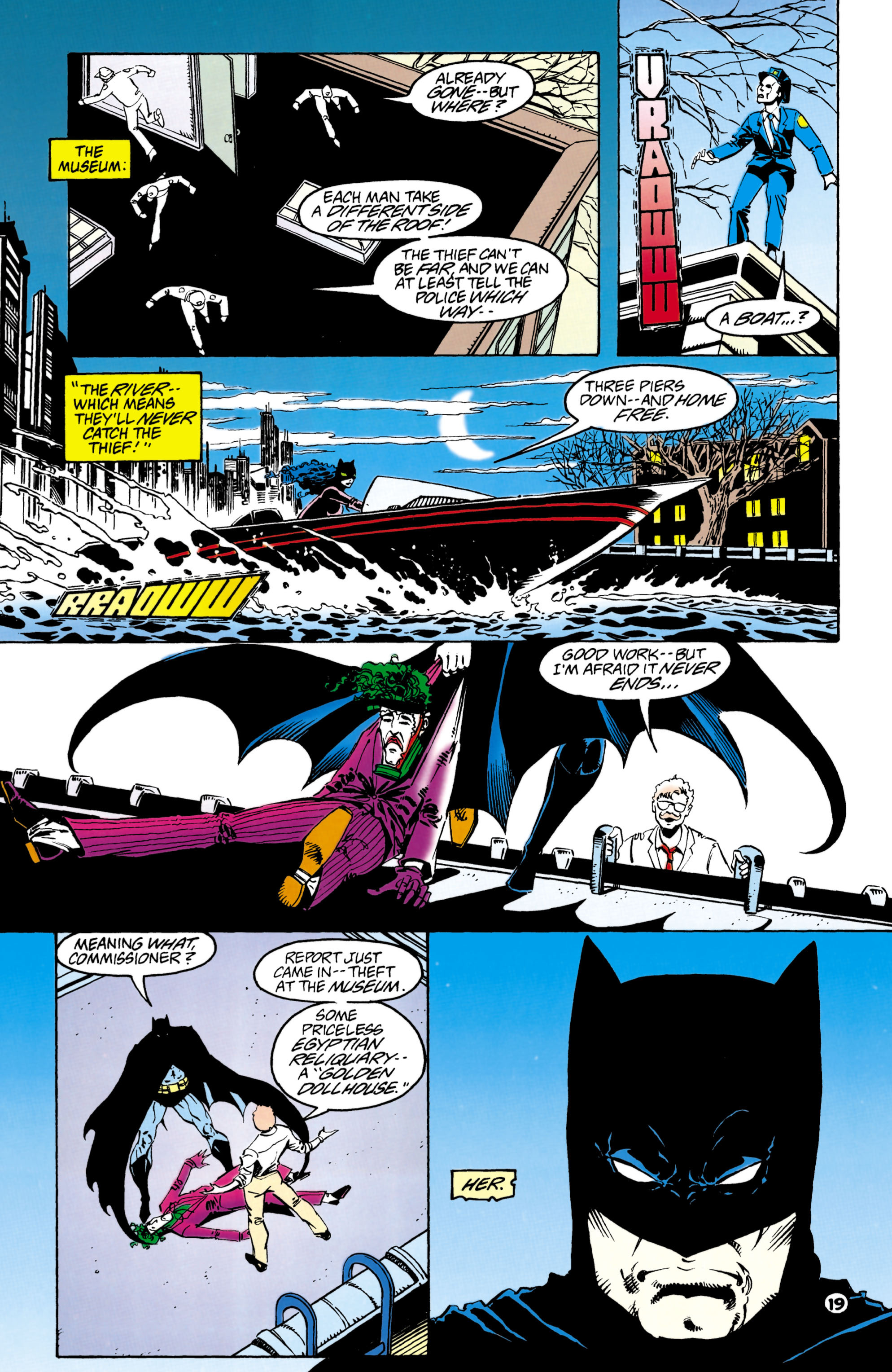 Catwoman (1993) Issue #39 #44 - English 20