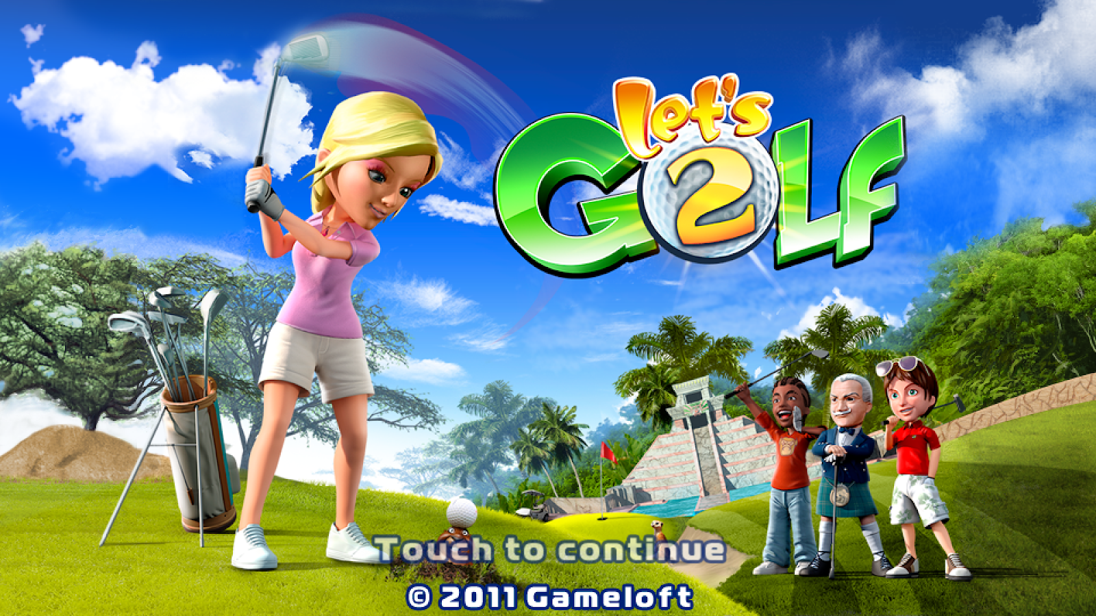 lets golf 2 hd 3.4.2 for android (apk and data)