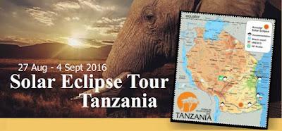 Tanzania Annular Solar Eclipse Tour 2016