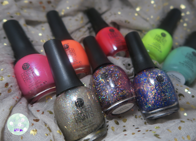 FingerPaints New Feb 2016 Shades | Kat Stays Polished