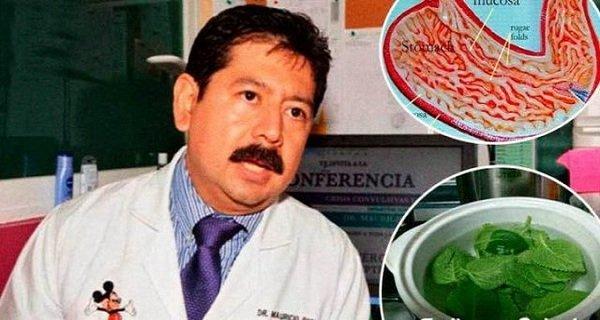 Gastroenterologist Reveals A Complete Treatment For Gastritis