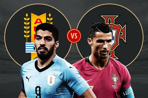 اوروجواي تقصي البرتغال من المونديال في مباراة قوية