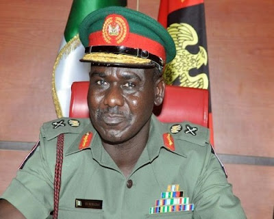 Boko Haram: Buratai Extends 40 Days Deadline For Shekau's Capture