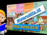 Download Buku Tematik K-13 Kelas 3 Revisi 2018 (Buku Guru dan Siswa)