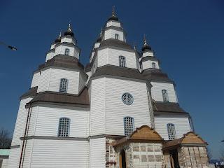 Новомосковськ. Свято-Троїцький собор. 1778 р.