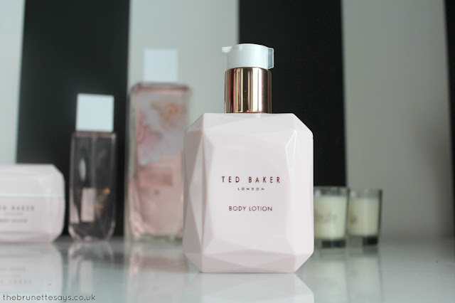 Ted Baker, Bath/Body, Sugar Sweet Collection, body lotion