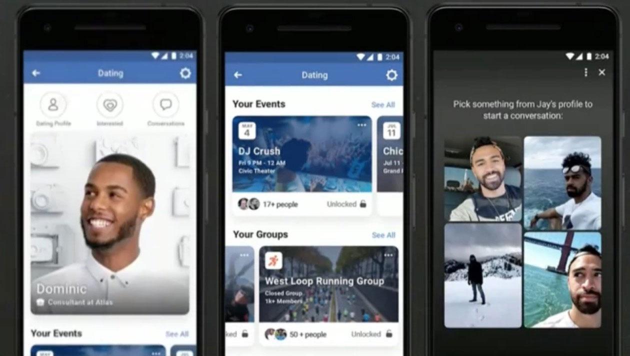 Tính năng hẹn hò 18+ đang được thử nghiệm ngay trong ứng dụng Facebook