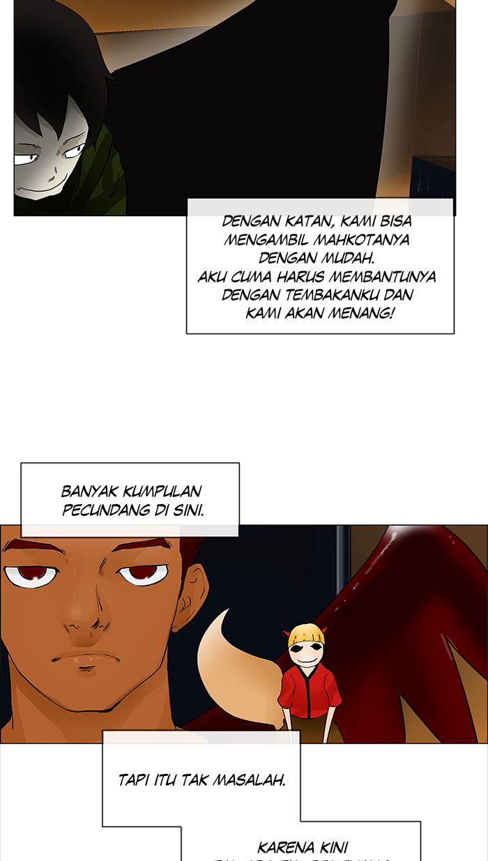 Tower of God Bahasa indonesia Chapter 21