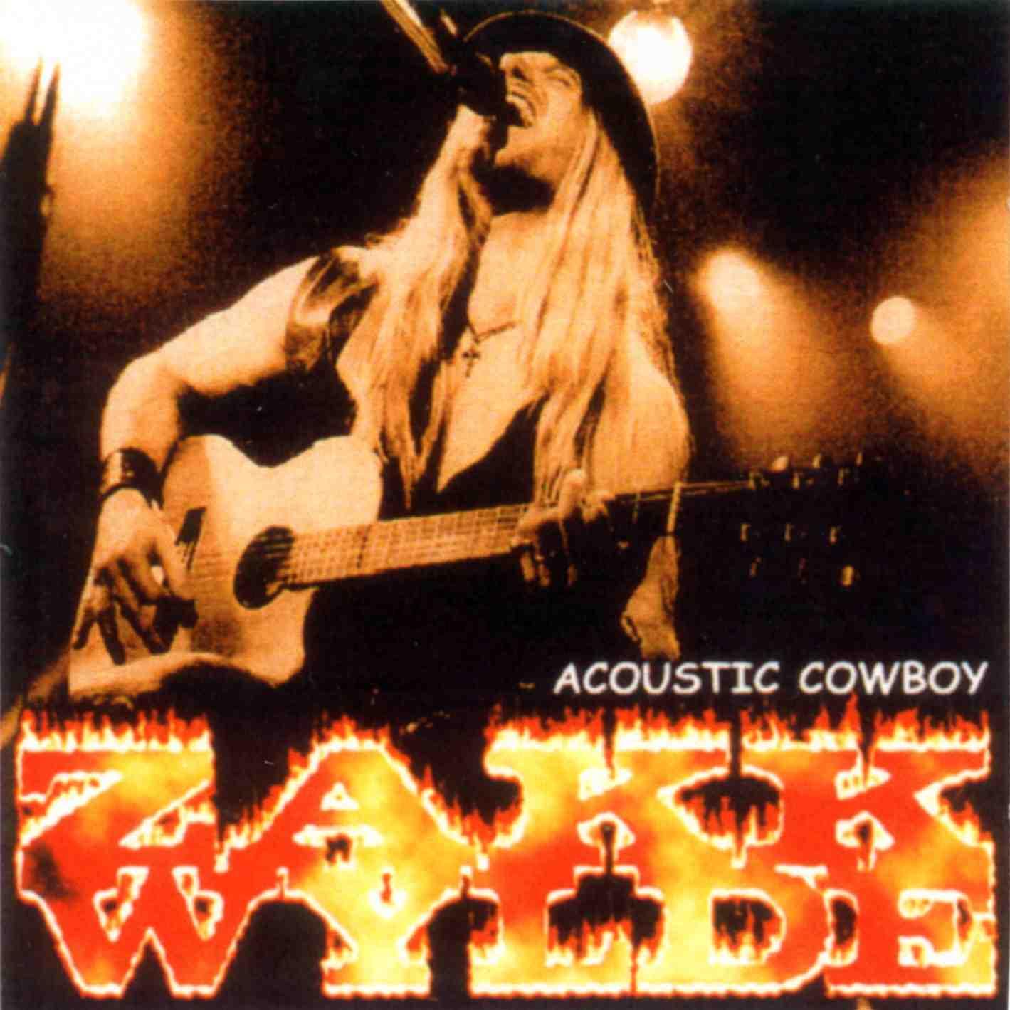 Rock Rare Records: Zakk Wylde - Acoustic Cowboy (1997) FLAC
