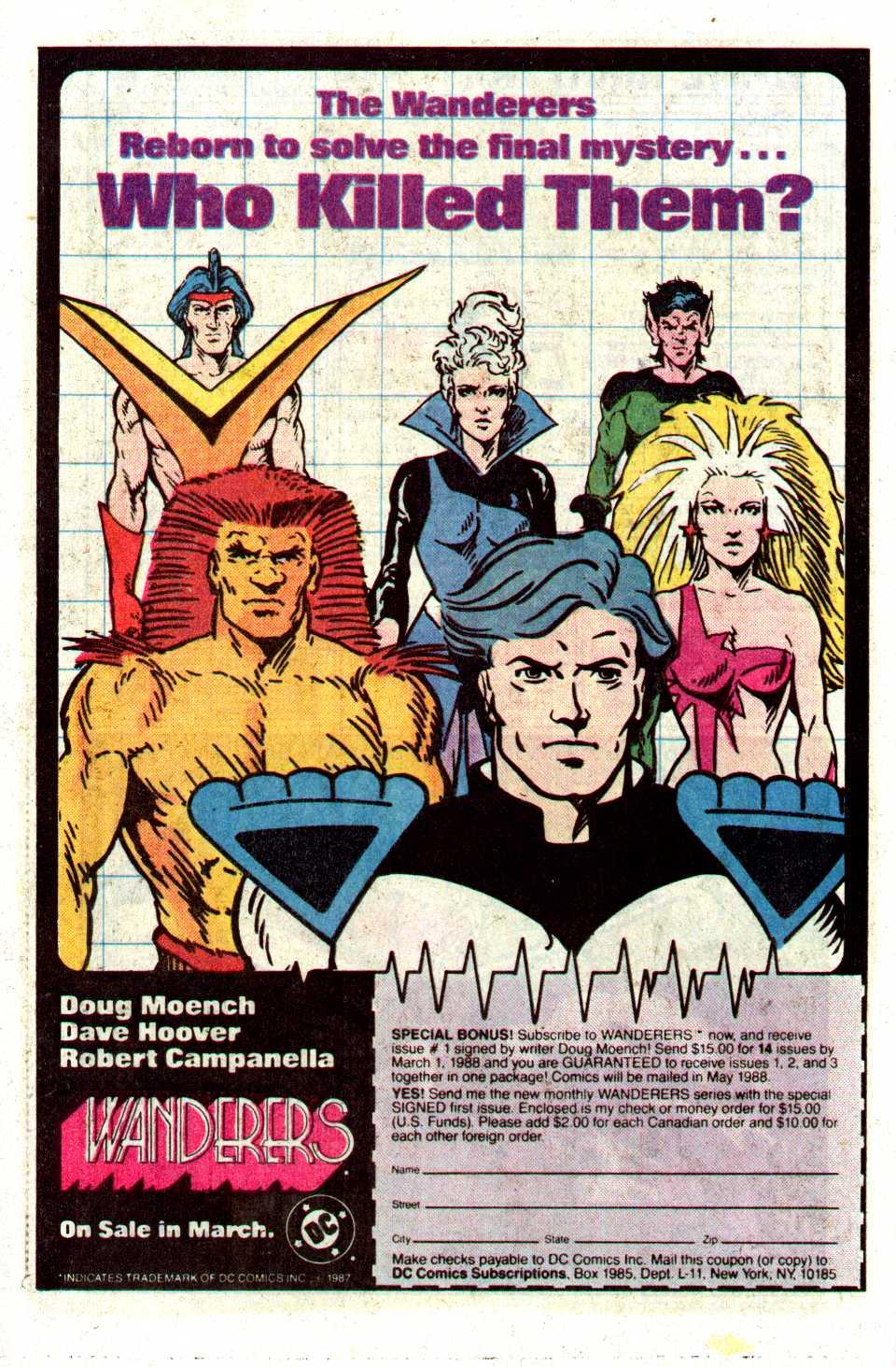 Read online Secret Origins (1986) comic -  Issue #27 - 46