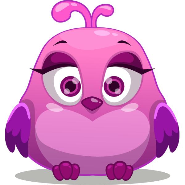 Sweet Lilac Bird