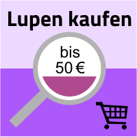 Lupen kaufen bis 50 Euro