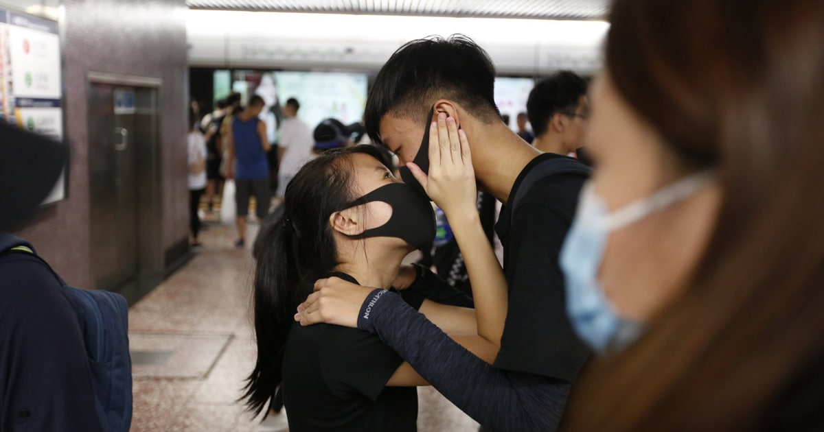 Compelling Images Depict The Ongoing Protests In Hong Kong