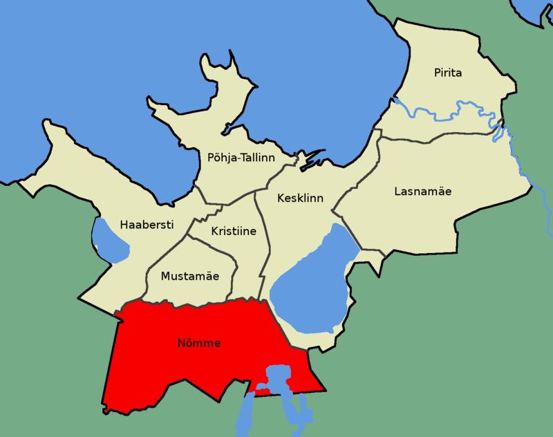 Tallinnassa Tapahtuu
