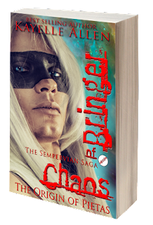 Review or Support: Bringer of Chaos #RLFblog #ChaosIsComing @kayelleallen