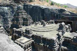Ajanta and Ellora Caves - India