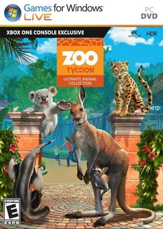 Zoo Tycoon: Ultimate Animal Collection PC Full Español (Windows 10)