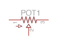 potentiometer a b c schematic