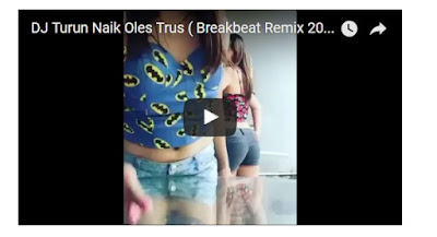 Video DJ Remix Turun Naik Oles Trus PapuaHits 2017