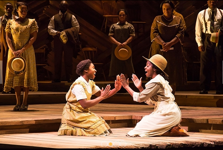 UPCOMING: The Color Purple, November 7-12, 2017 at the Fisher Theatre, Detroit