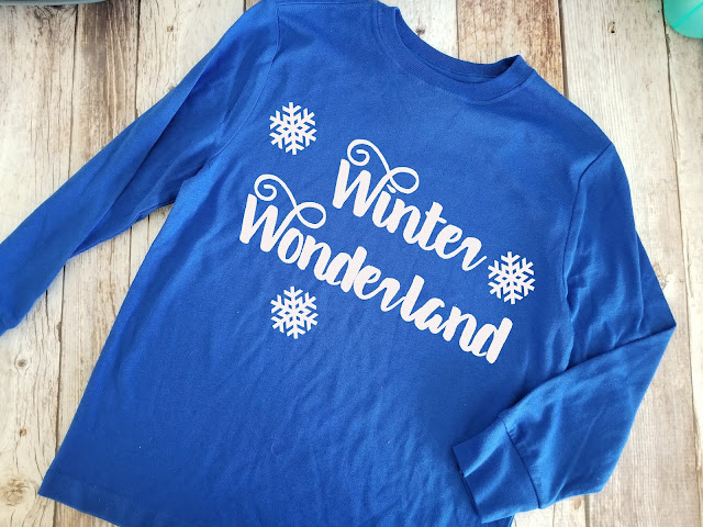 Winter Wonderland cut file