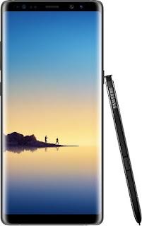 Firmware SM-N950F — Samsung Galaxy Note8