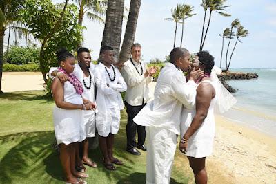 Hawaii Vow Renewal