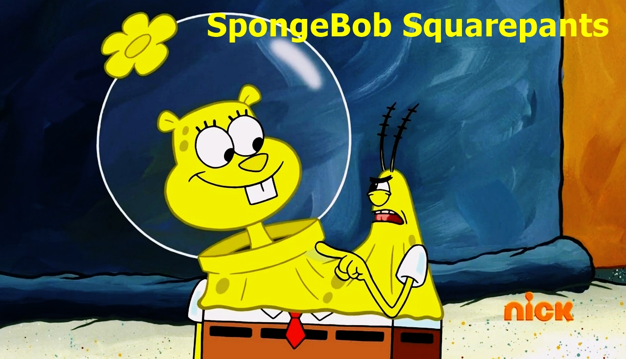 SpongeBob Squarepants Season 10 Episode Mimic Madness