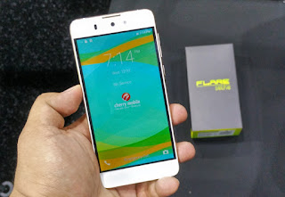 Cherry Mobile Outs Flare Selfie, Octa Core, 3GB RAM, 16MP Front Cam and Fingerprint Sensor for Php7,999