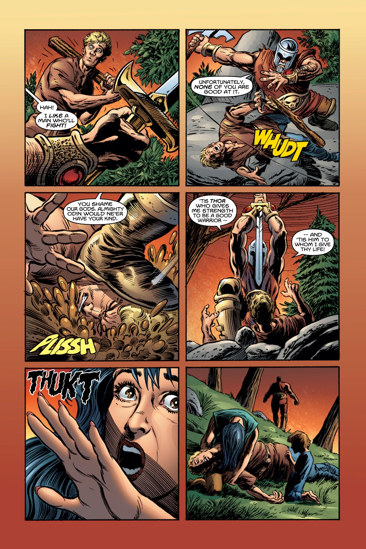 Thor (1998) Issue #52 #53 - English 11