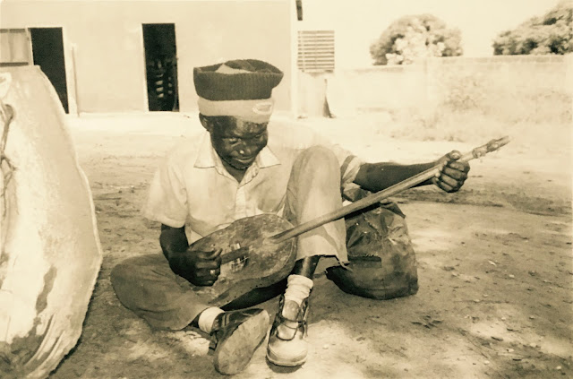 Musique Bariba du Bénin Traditionnel moderne guitare danser dance African Music Musique Africaine