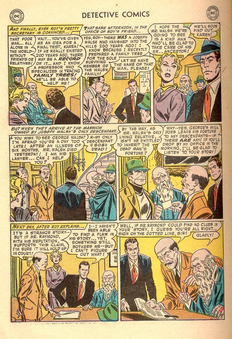 Detective Comics (1937) 222 Page 31