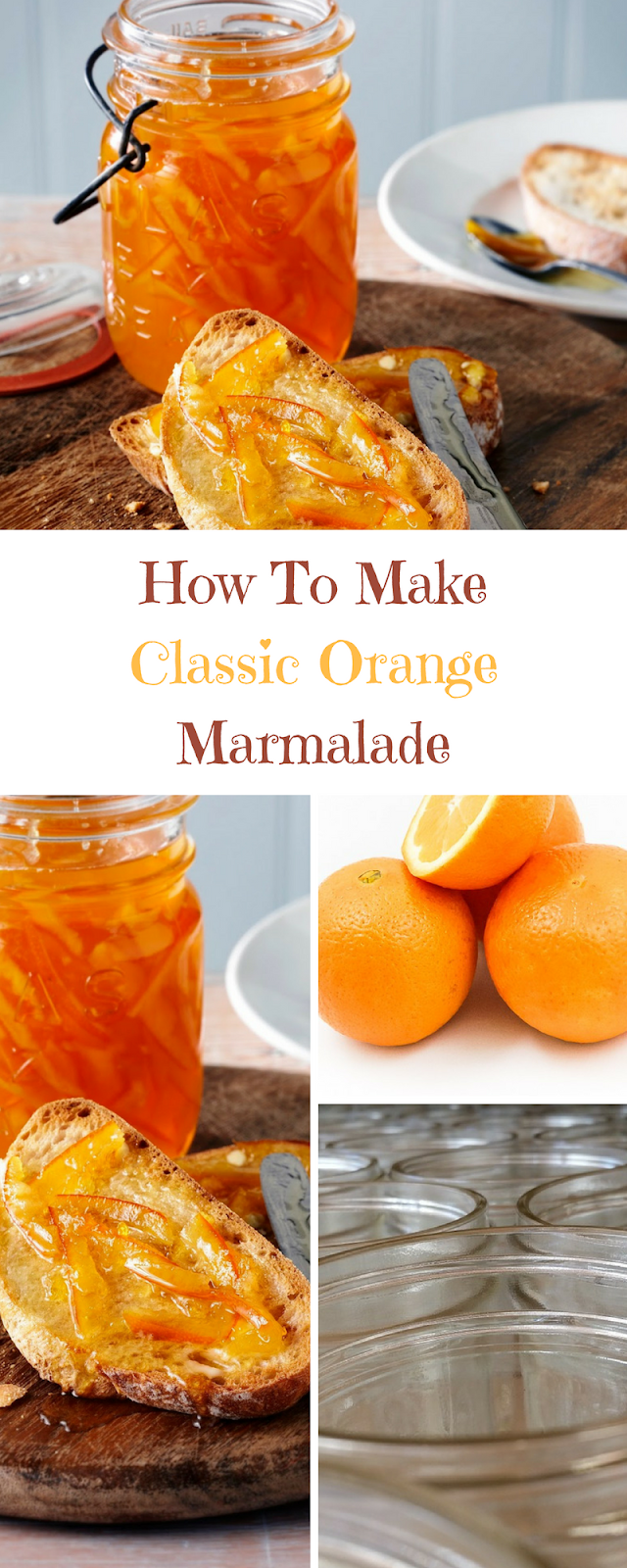 Classic Orange Marmalade
