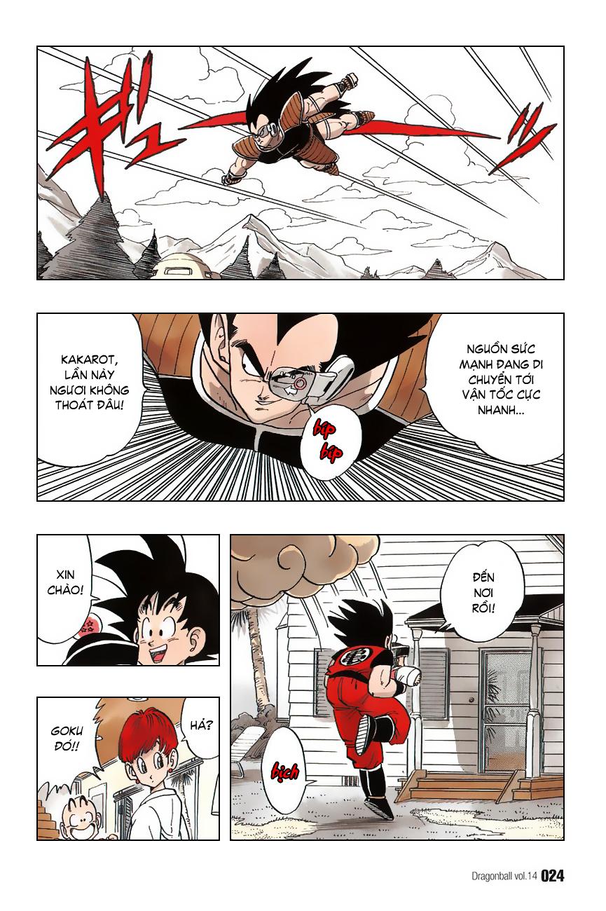 Dragon Ball chap 196 trang 6