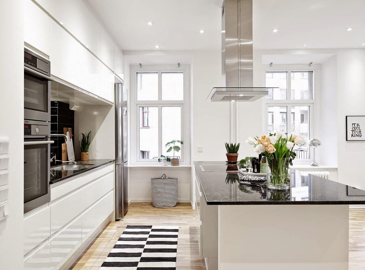 la petite fabrique de r ves su de murs en briques pour un style scandinave affirm. Black Bedroom Furniture Sets. Home Design Ideas