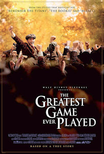 The Greatest Game Ever Played Poster