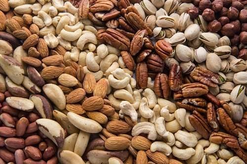 kacang-kacangan turunkan kolesterol