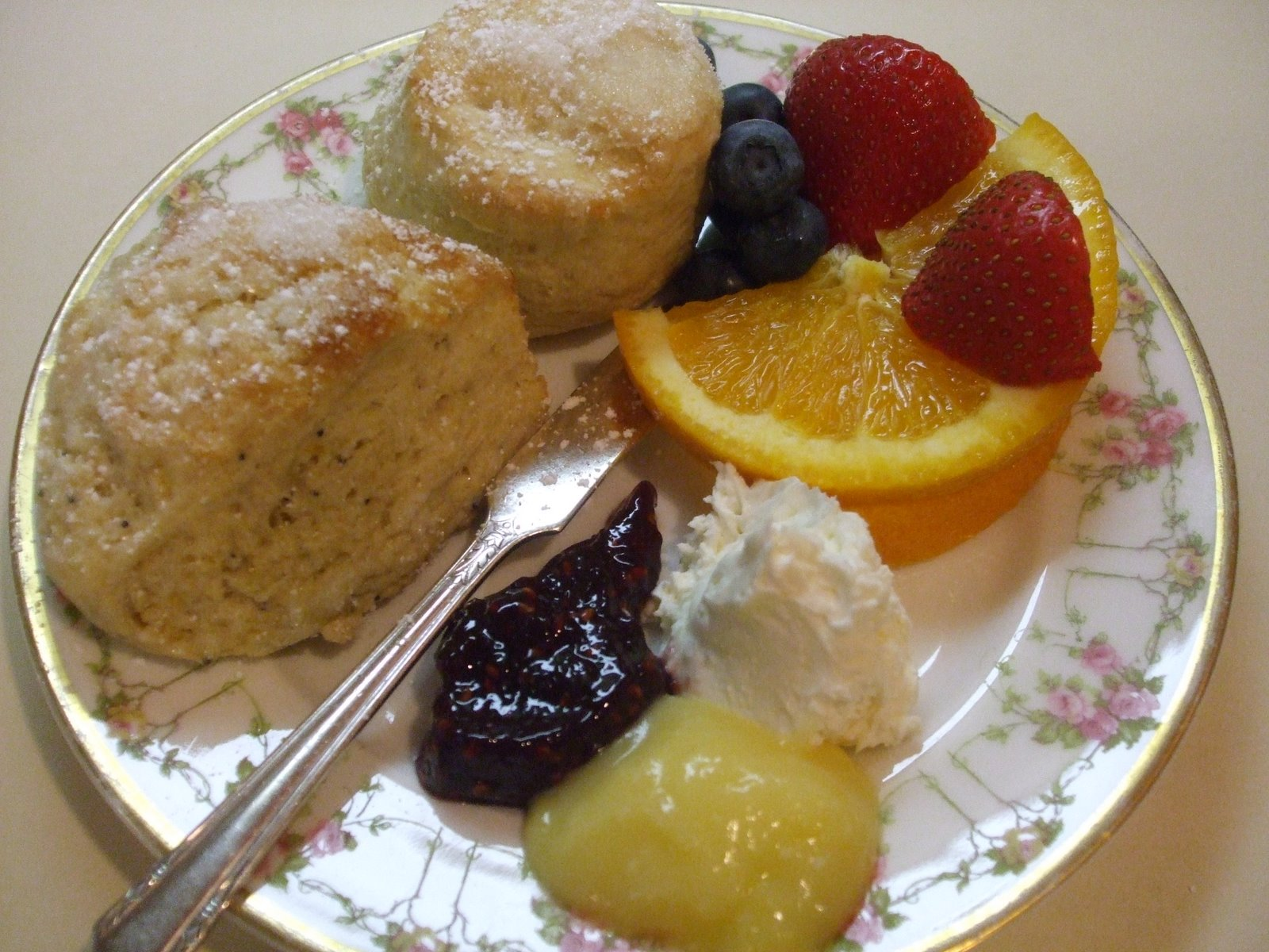 Victorian Tea Room Recipes
