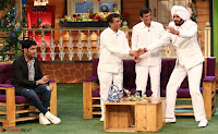 The Kapil Sharma Show with Abbas Mustan and Machine cast   TV Show Pics March 2017 10.JPG