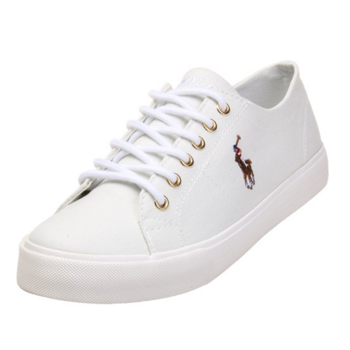 Polo Women Scholar Paper White Shoes