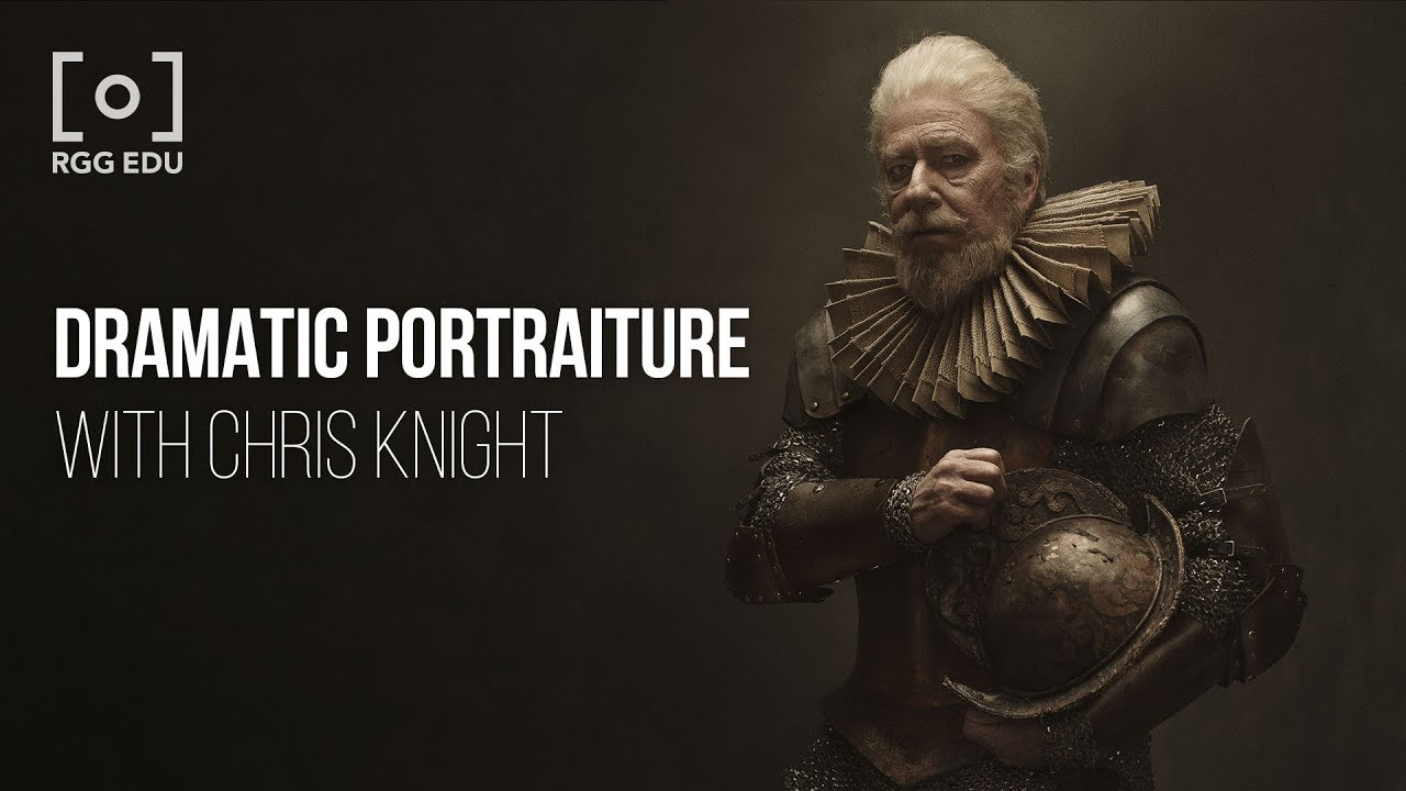 Dramatic Portraiture & Lighting with Chris Knight