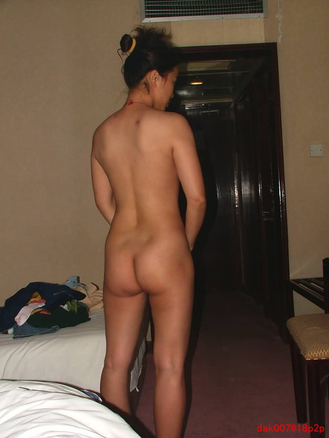 asian attendants Hot nude flight