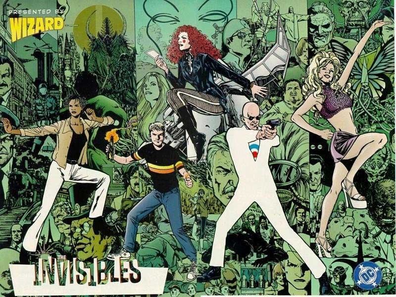 Common Criticisms Reconsidered The Invisibles