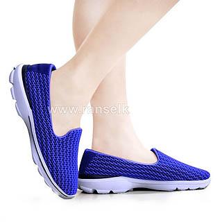 Lebih nyaman kuliah dengan memakai sepatu wanita tapi bergaya sneakers