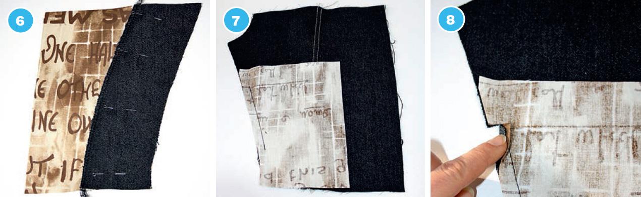 Джинсовая куртка для мальчика 6-7 лет