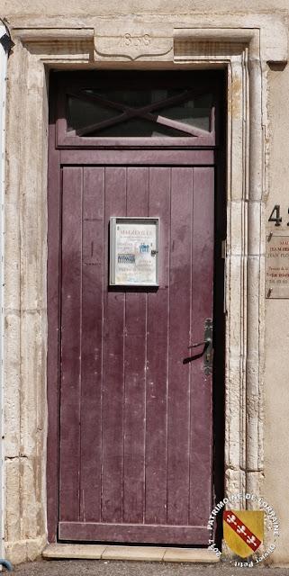 MALZEVILLE (54) - A la découverte du village